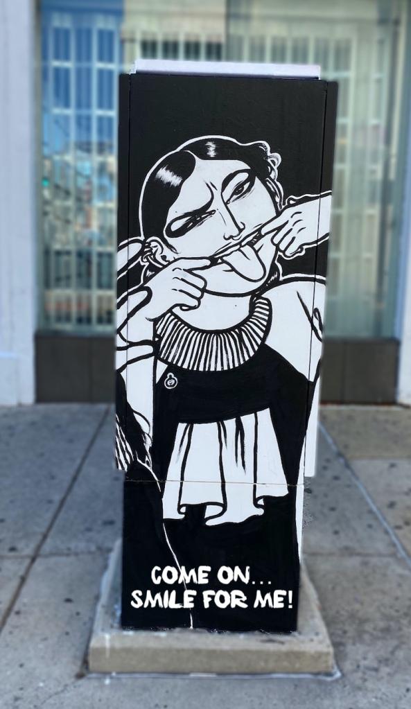 Street Art on South Street in Philadelphia