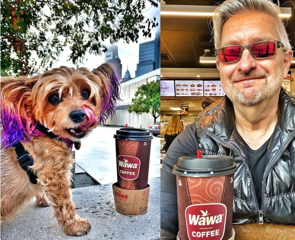 WAWA coffee in Philadelphia