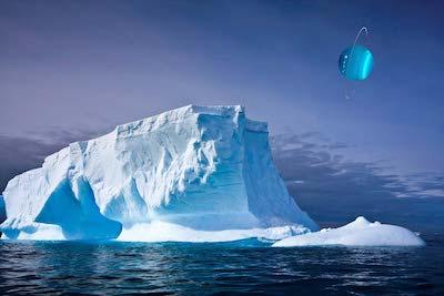 Antarctica and Uranus
