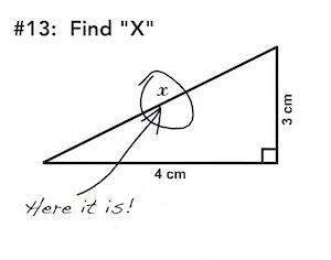 """Find """"X"""""""