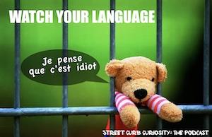 Teddy Bear in Jail