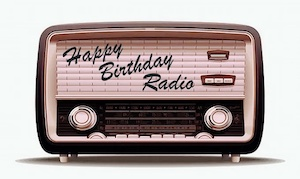 happy birthday radio