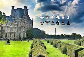 Chess in Paris