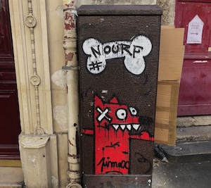 Grafitti from Paris