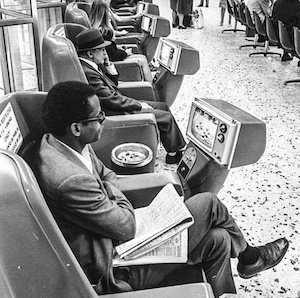 old mobile tv screens