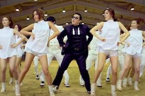 Psy in Gangnam Style