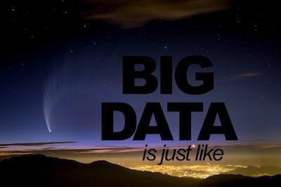 Big Data Comet image