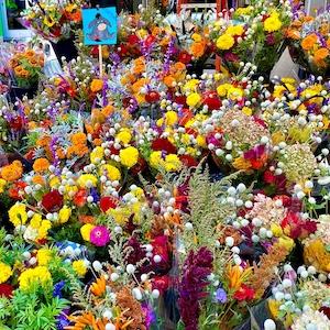 flowers with eeyore