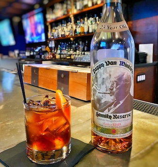 Pappy Kentucky Bourbon