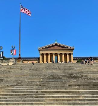 Philadelphia Museum of Art steps