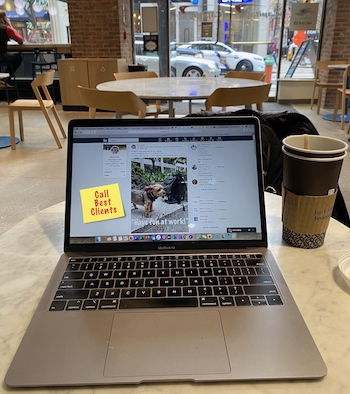 laptop for working remotely