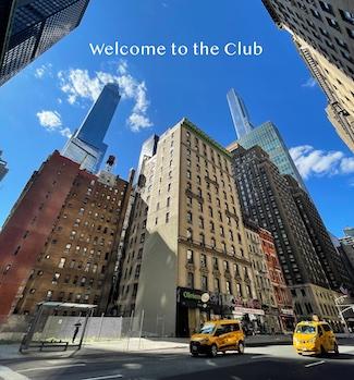 New York City midtown buildings